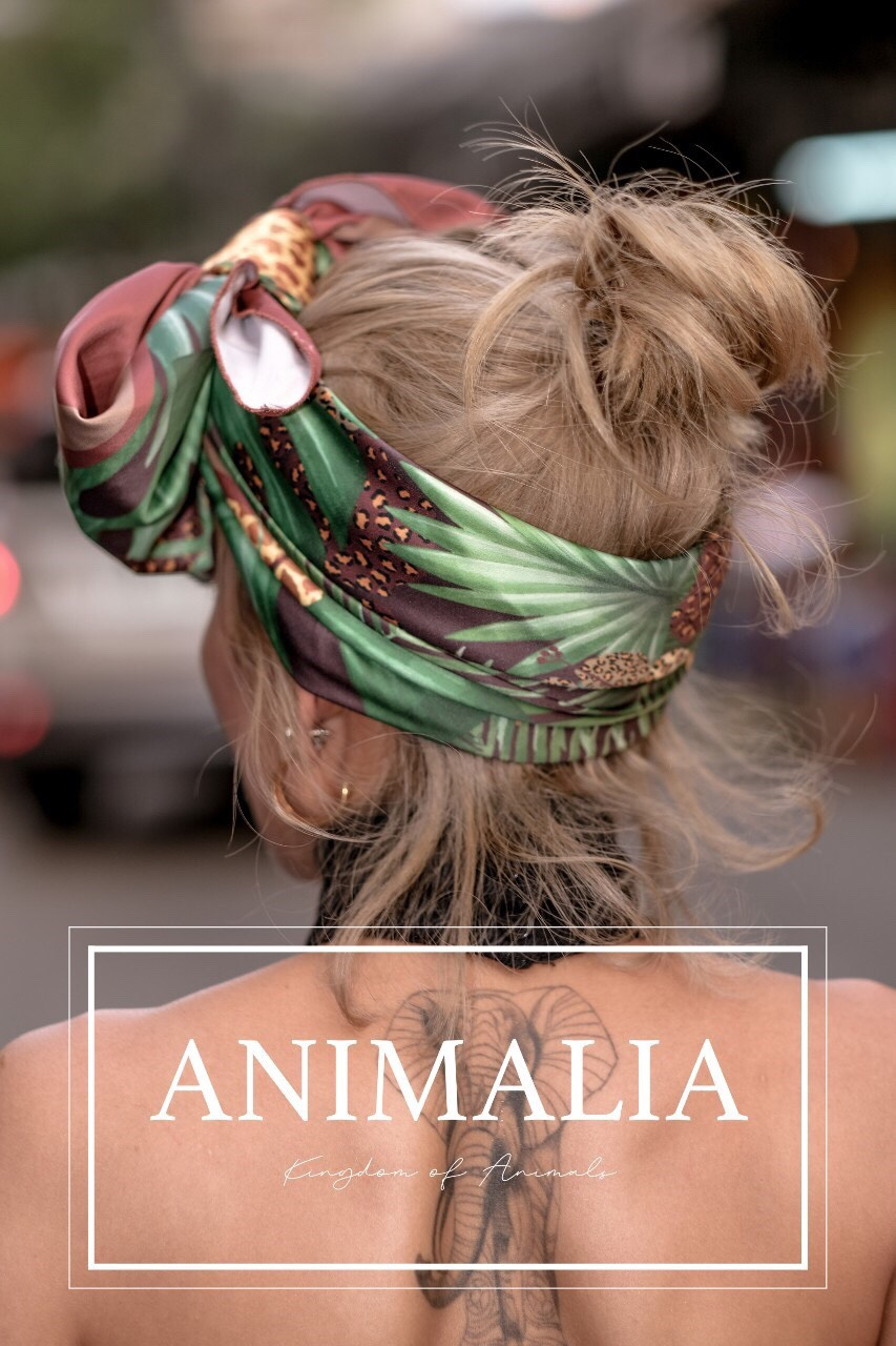 Fashion campaign shoot ANIMALIA thailand make-up by tina derkse - savourbytina