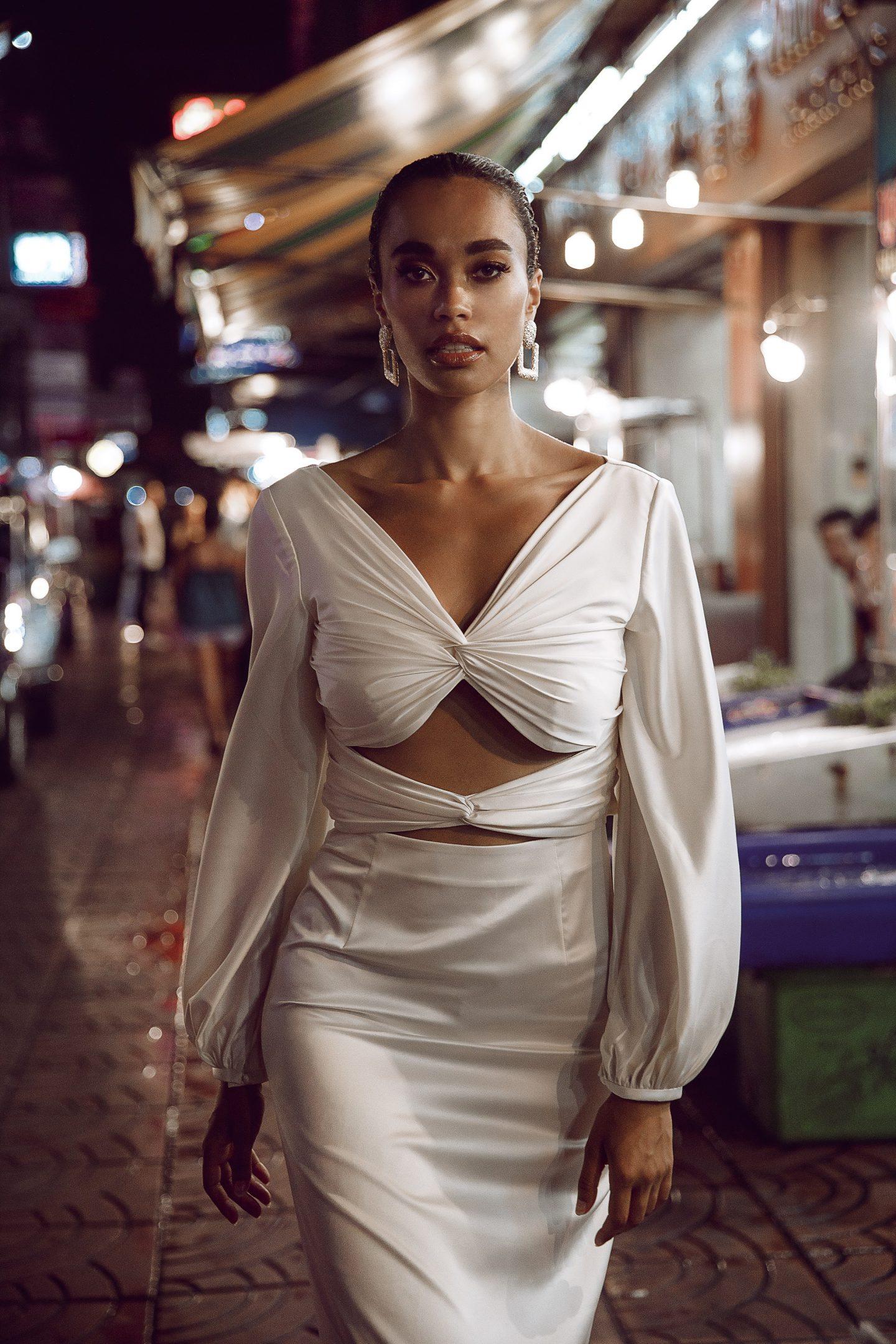 A Night in Bangkok Thailand - International Make-up Artist Tina Derkse - Romy Monteiro - savourbytina