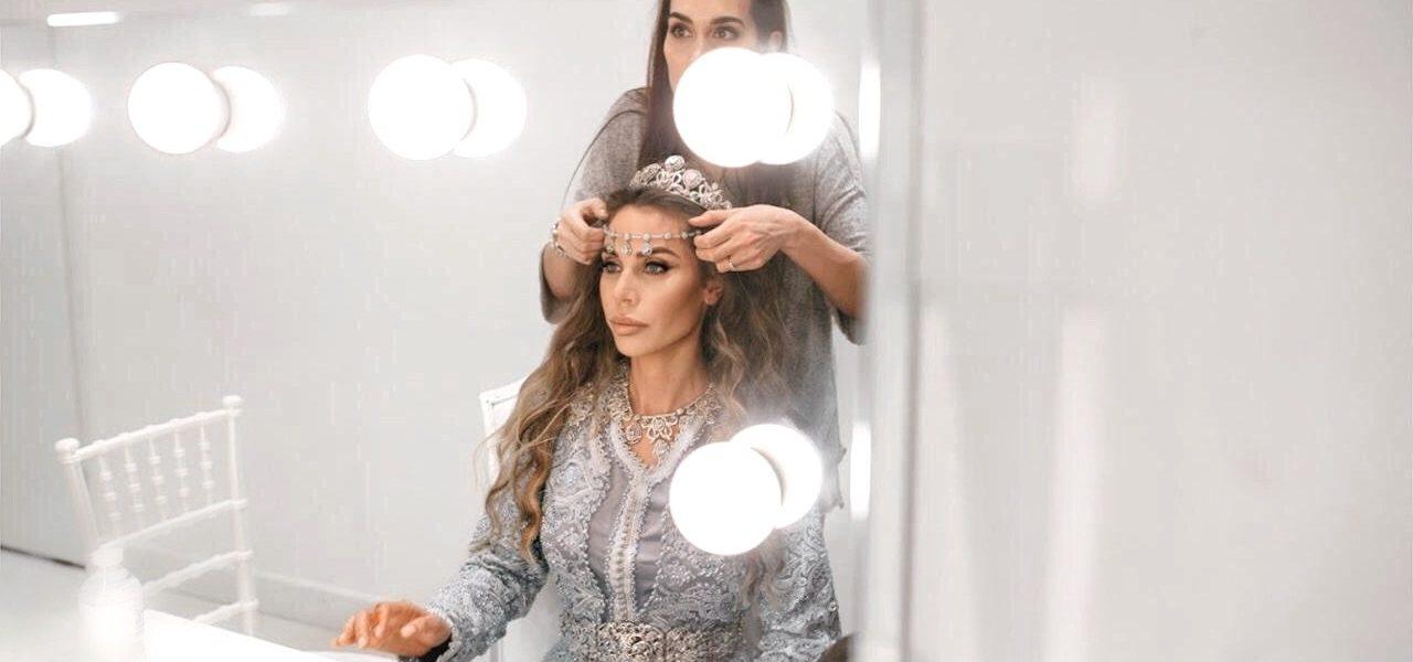 arabic bride - bridal makeup - international makeup artist thailand - savourbytina