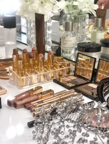Behind the scenes - Bridal Make-up - International Make-up Artist Thailand - savourbytina