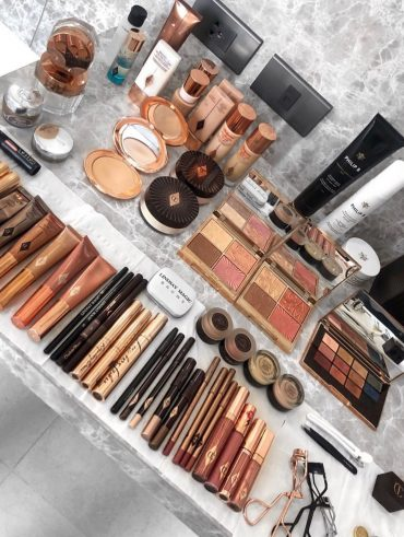 Behind the scenes - International Make-up Artist Thailand - savourbytina