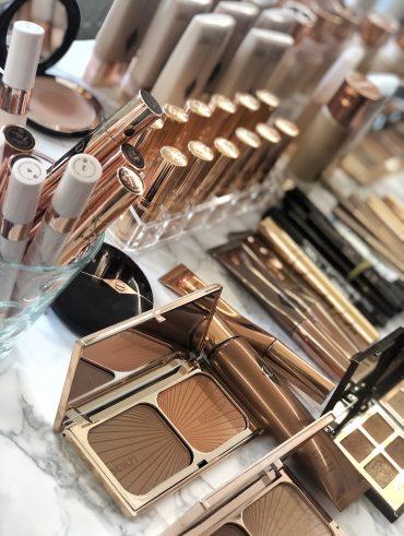 Behind the scenes - Make-up Set up Essentials - International Make-up Artist Thailand - savourbytina