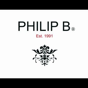 Phillip B – hair treatment – logo