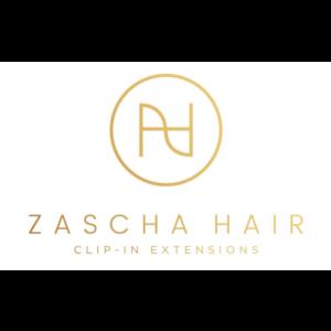 zascha hair – logo