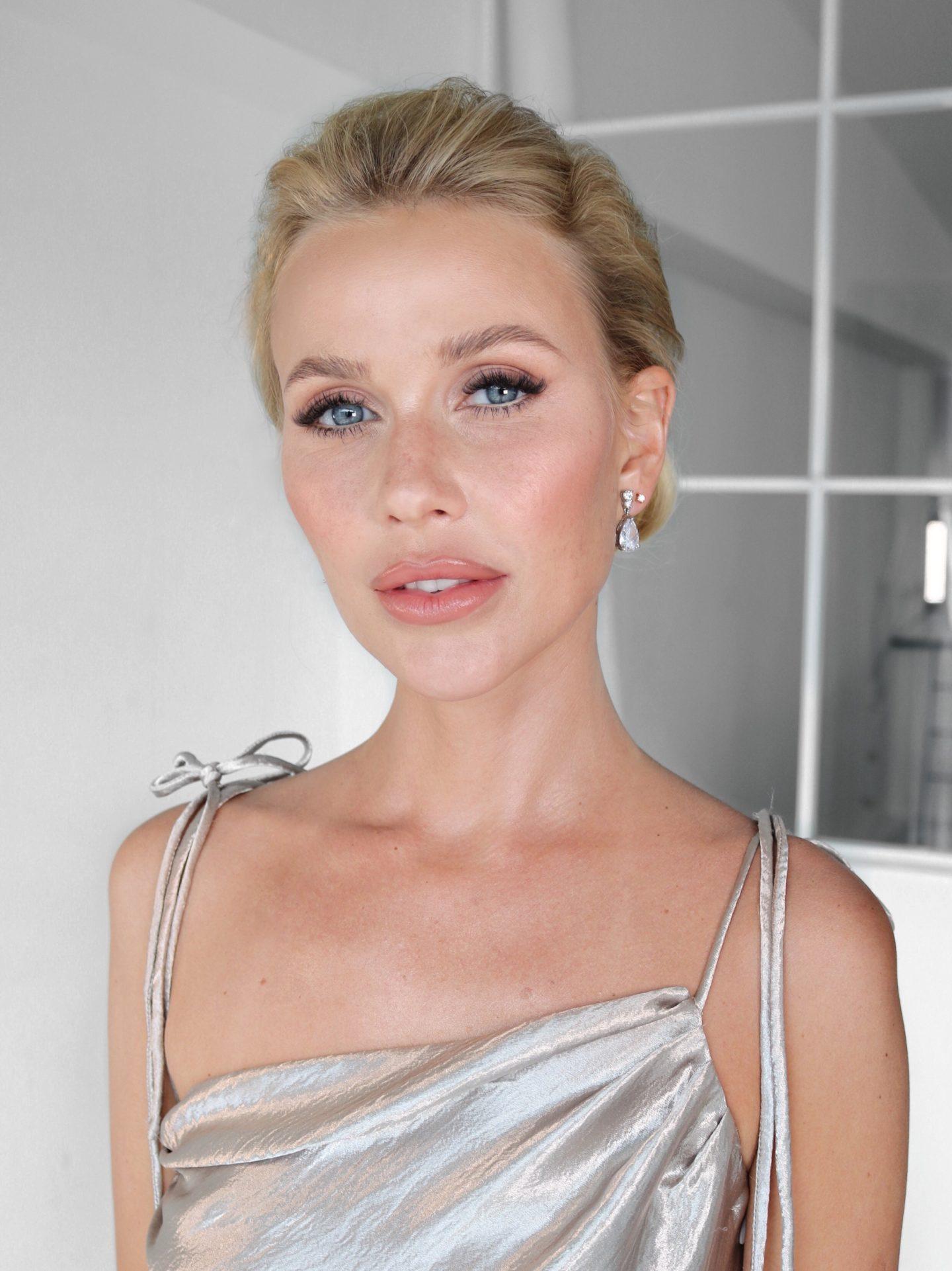 She's so elegant - beauty makeup - international makeup artist thailand - savourbytina